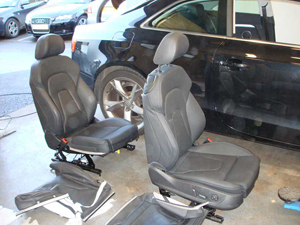 Automotive, Leather Car Seat Repairs